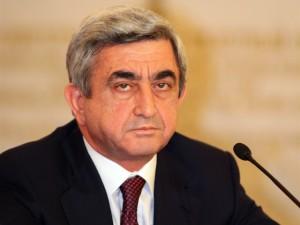 Serj Sargsian