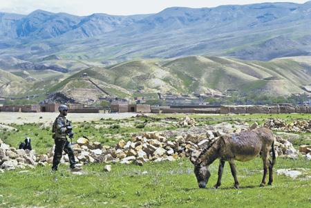 granita turkmeno-afgana