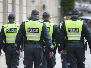 politia lituania