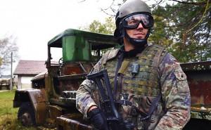 soldat UE