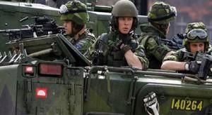 soldati suedezi