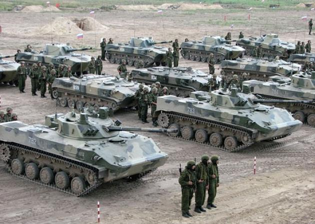 tancuri rusia