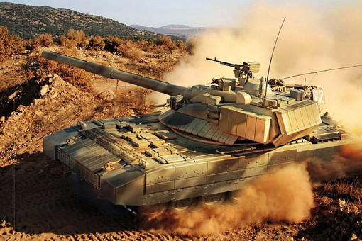 Armata tanc macheta