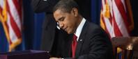 Obama semneaza