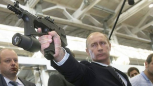 Putin arma