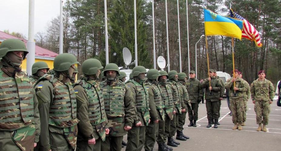 US army Ucraina