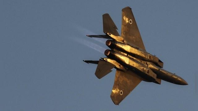 F-15 israelian