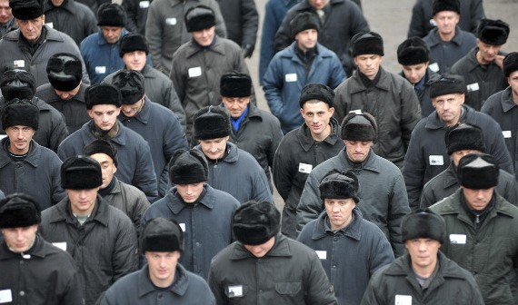 detinuti in Rusia
