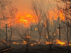 incendiu Siberia