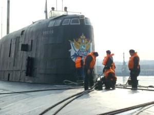 submarin Tomsk