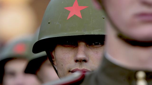 soldat rus