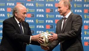 Putin FIFA