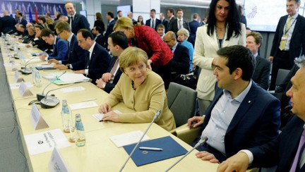 Riga summit Merkel