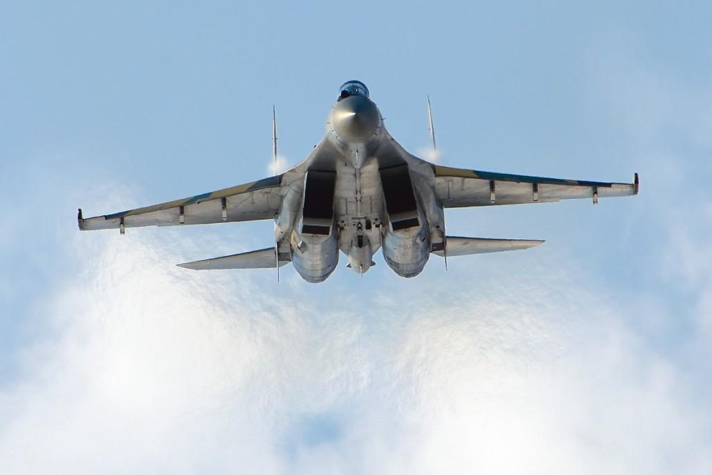 CARE - Care sunt atuurile ruşilor într-un război cu China (I - II ) Su-35-1024x683