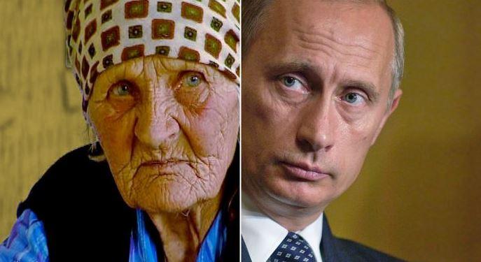 Vera Putina si Putin