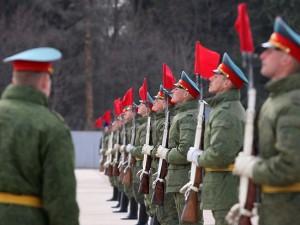 soldati de parada
