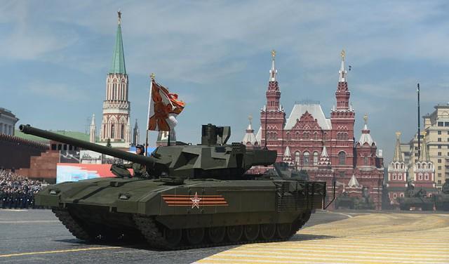 CARE - Care sunt atuurile ruşilor într-un război cu China (I - II ) Tanc-Armata1-e1433861857766