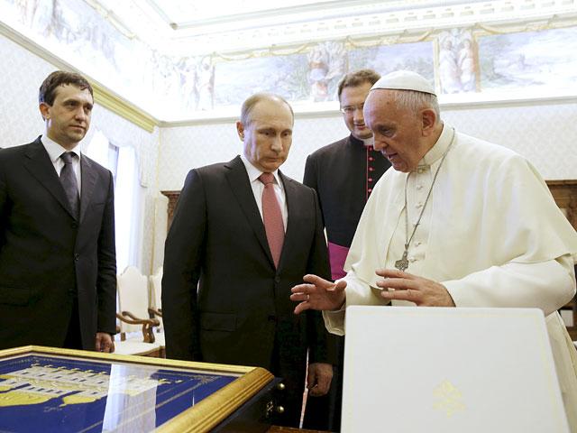 Putin Papa