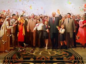 Putin tablou