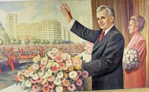 ceausescu-tablou