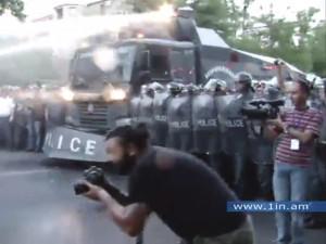 proteste erevan