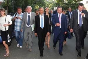 delegatia franceya Crimeea