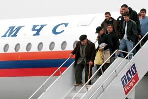 deportarea georgienilor