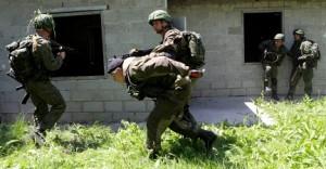 militari kargazstan