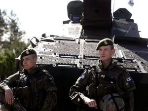 soldati finlandezi