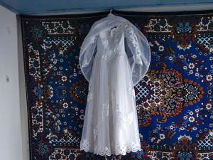 TAJIKISTAN rochie nunta