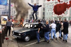 Moscova 1991