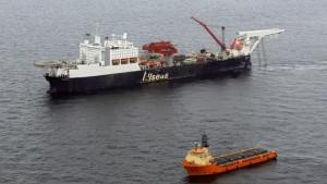 marea baltica nava