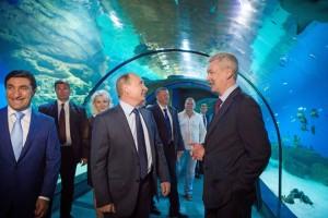 Putin Moscvarium