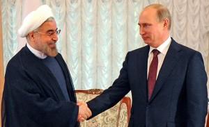 -Putin Rusia Iran