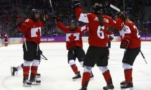 canadieni hochei