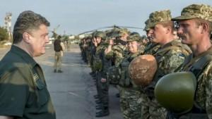 porosenko militar
