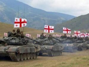 tancuri georgiene