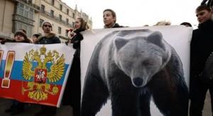 ursul rus