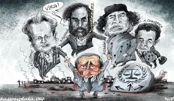 Putin dictator