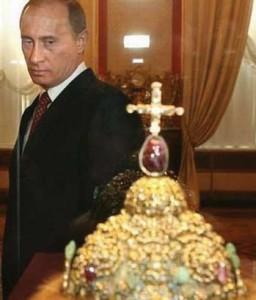 Putin si caiula tarilor