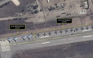 Siria Latakia avioane de lupta