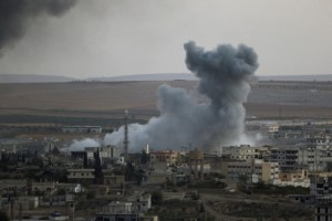 Siria lovitura aer