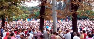 miting Chisinau2