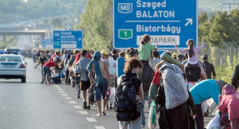 refugiati sirieni in Ungaria