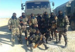 soldati Siria