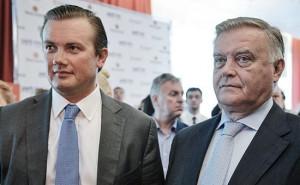 Andrei si Vladimir Iakunin