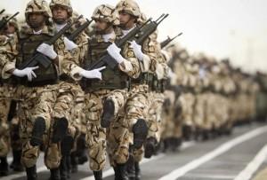 militari iran