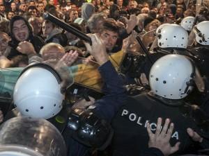 proteste Muntenegru