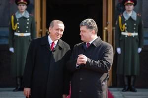 Porosenko Erdogan