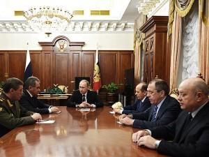 Putin ministri